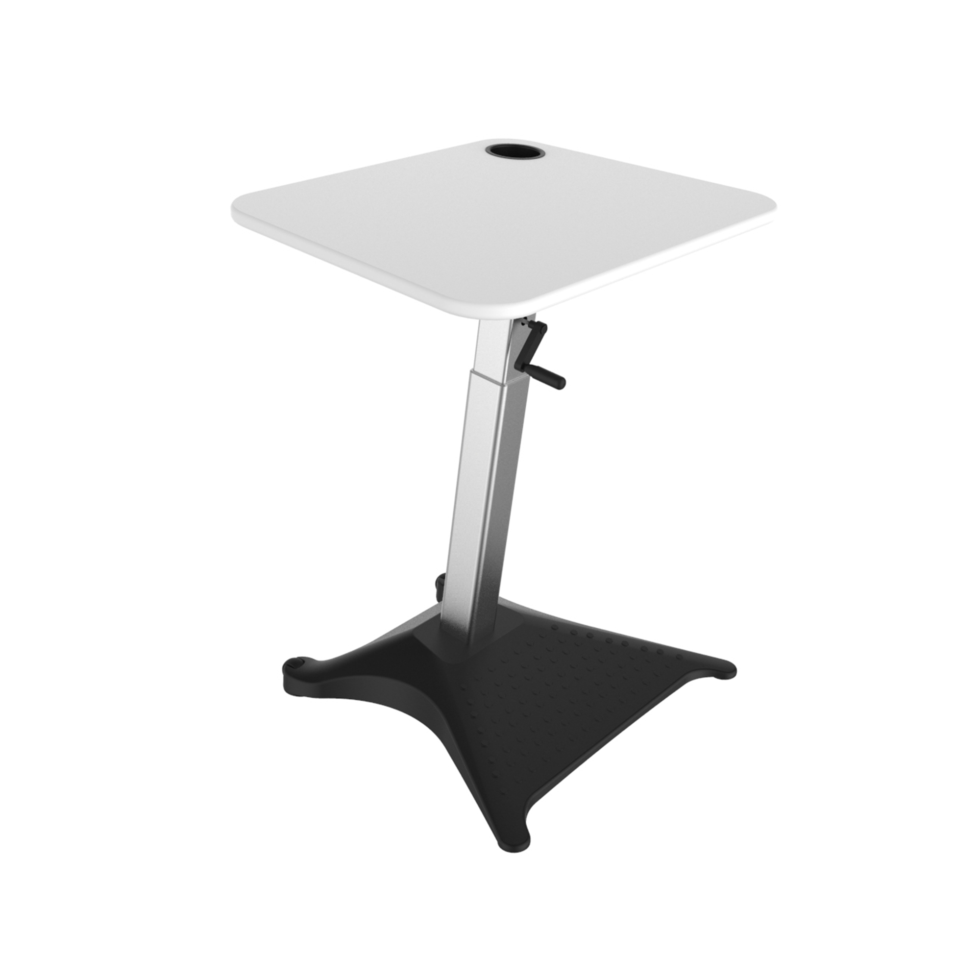 Safco Products Focal Brio Height Adjustable Standing Desk 19